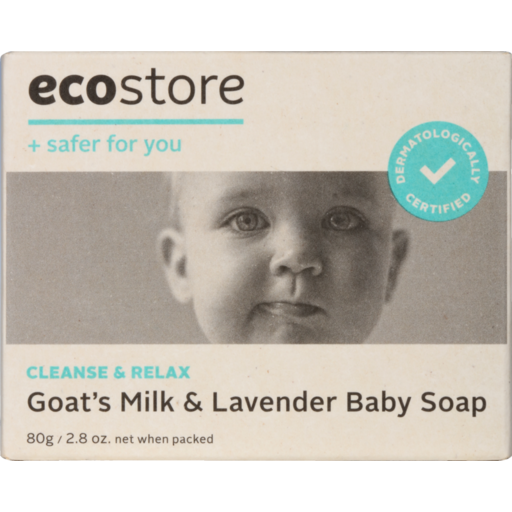 Eco Store Baby Soap