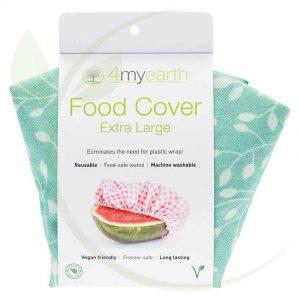 4my earth food cover XL leaf