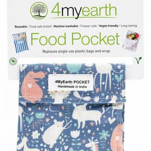 4myearth food pocket animals