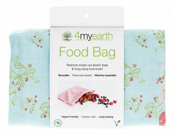 4myearth food bag love birds