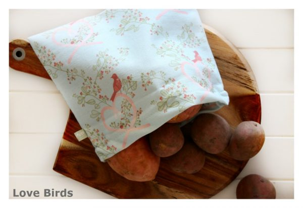Food Bag Love Birds