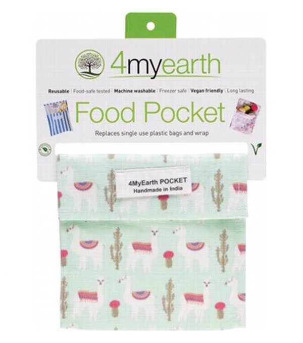 4myearth Food Pocket Llamas