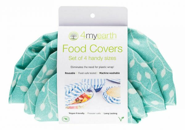 4my earth food cover set leaf