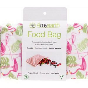 4myearth Food Bags Flamingoes