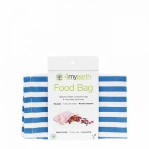 4myearth stripe food bag