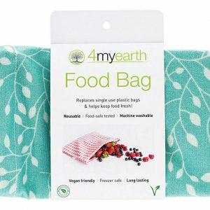 4myearth food bag leaf