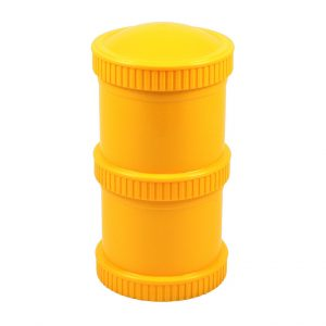 Re-Play Snack Stack Sunny Yellow