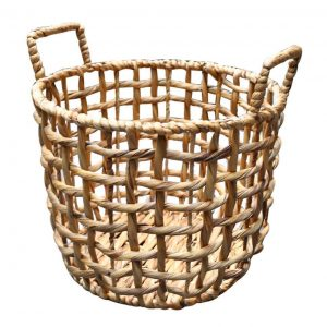 Water-Hyacinth Baskets