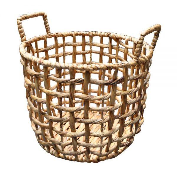 Water-Hyacinth Baskets