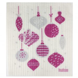 RetroKitchen_biodegradable_kitchen_sponge_christmas_baubles