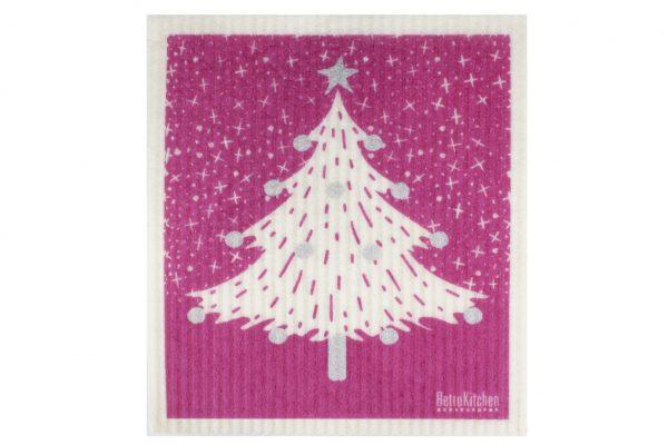 RetroKitchen_biodegradable_kitchen_sponge_christmastree