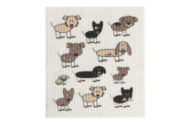 RetroKitchen_biodegradeable_dish_cloth_dogs