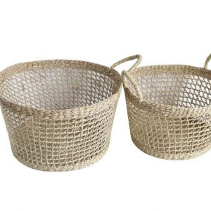 Seagrass Hamper Baskets